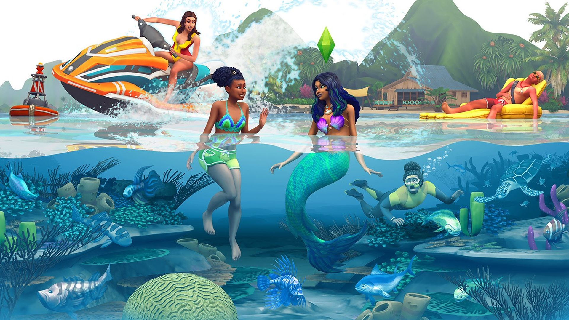 The Sims 4 EA Play 2019