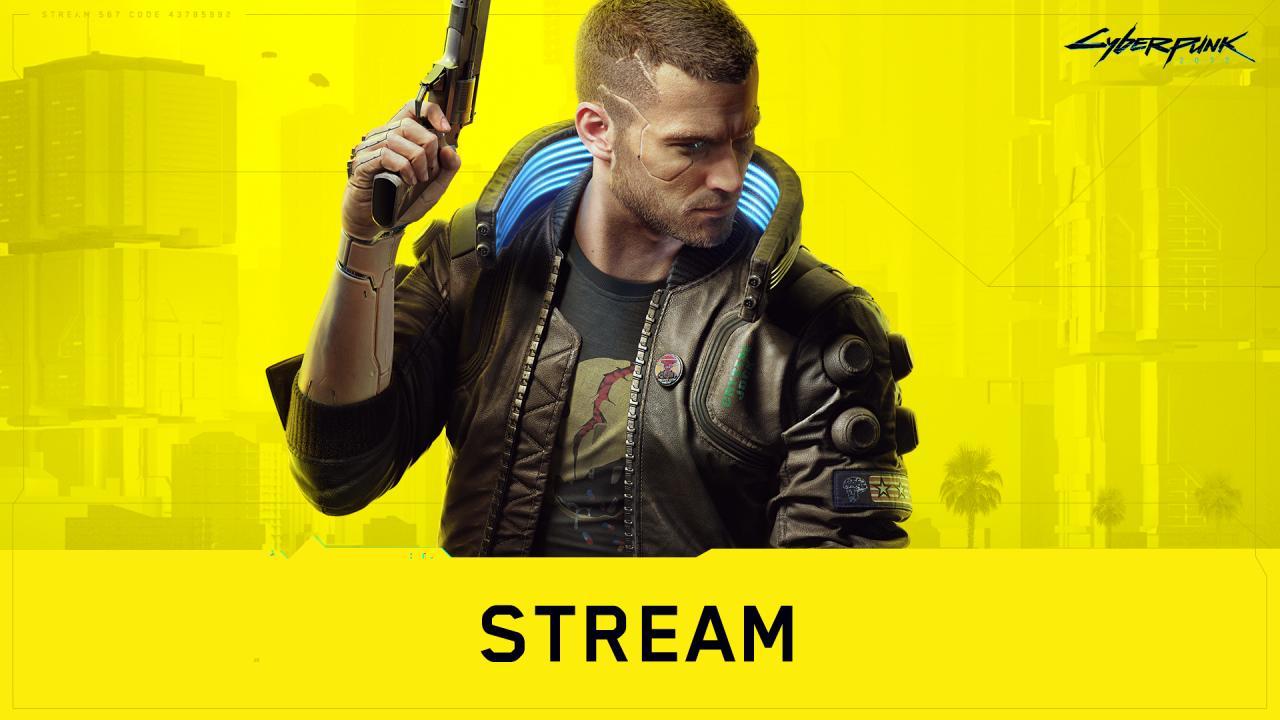 Cyberpunk 2077 Stream