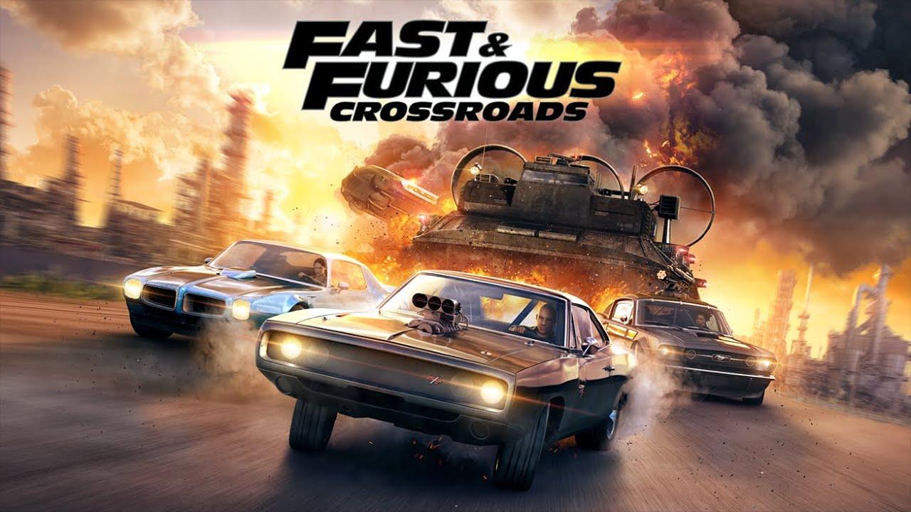 Fast & Furious Crossroads