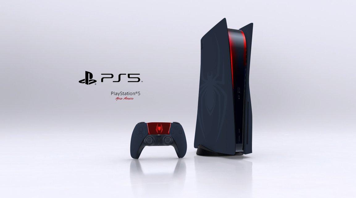 PS5 Spiderman