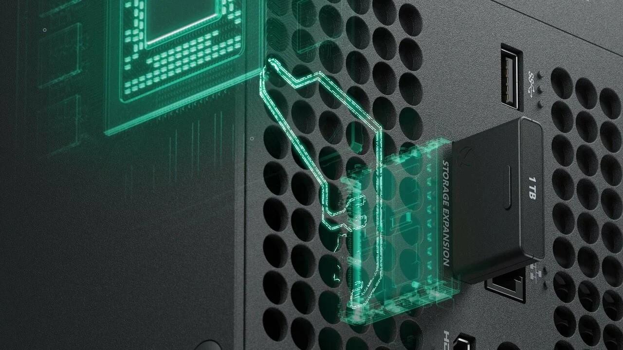 Xbox Series SSD
