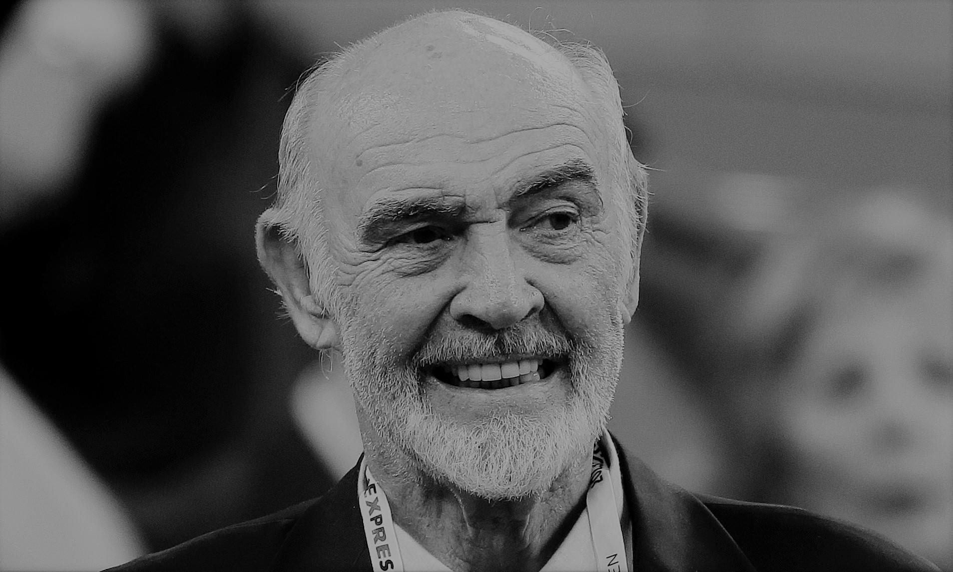 Sean Connery zomrel