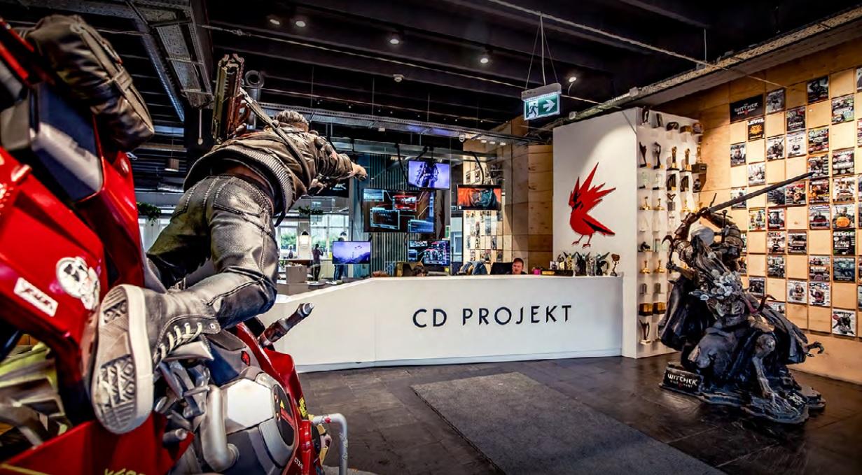 CD Projekt - Cyberpunk 2077