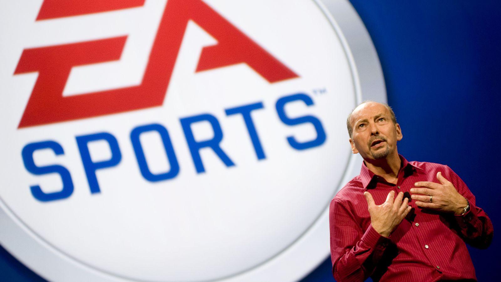 EA Sports - Peter Moore