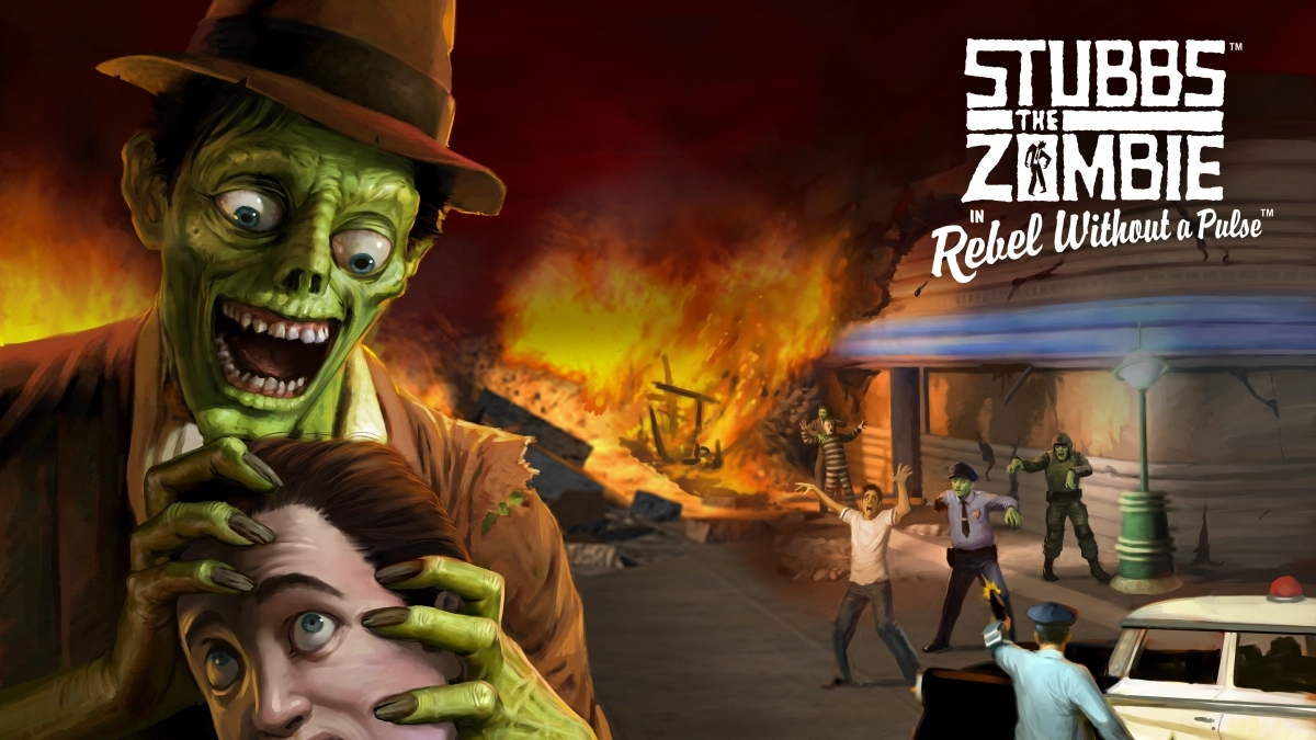 Stubbs the Zombie Remaster