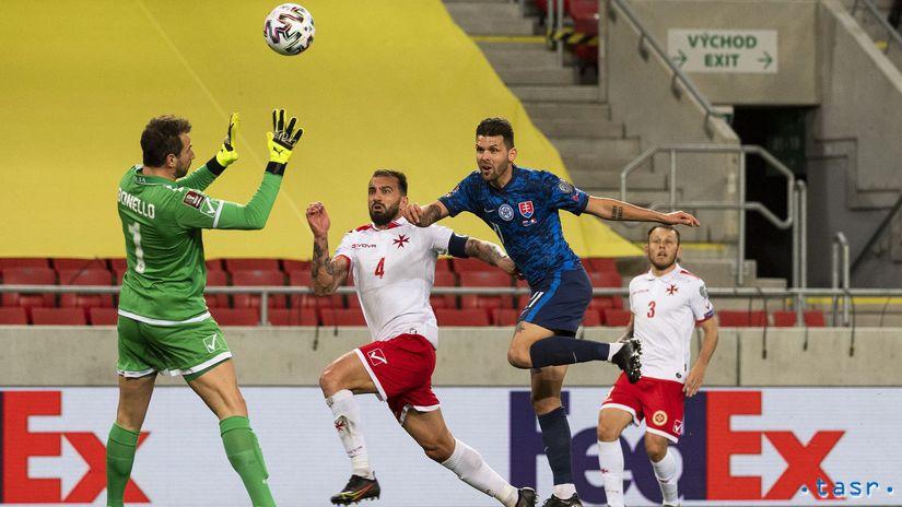 Slovensko - Malta