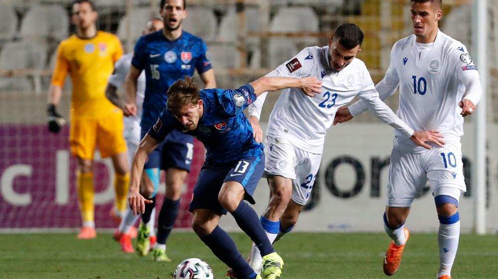 Cyprus - Slovensko