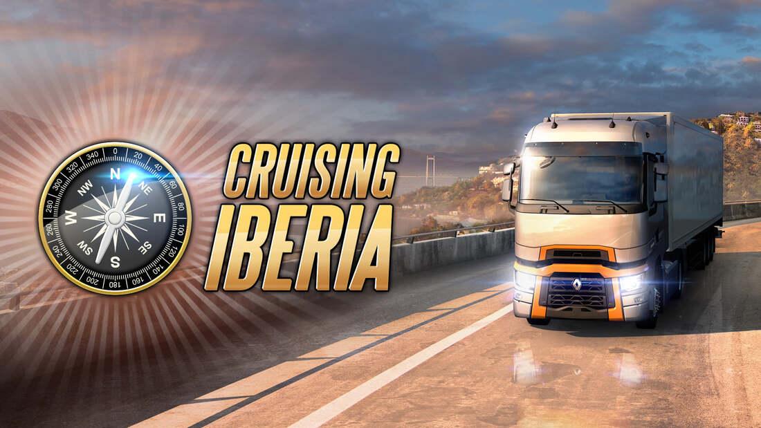 ETS 2 - Iberia DLC