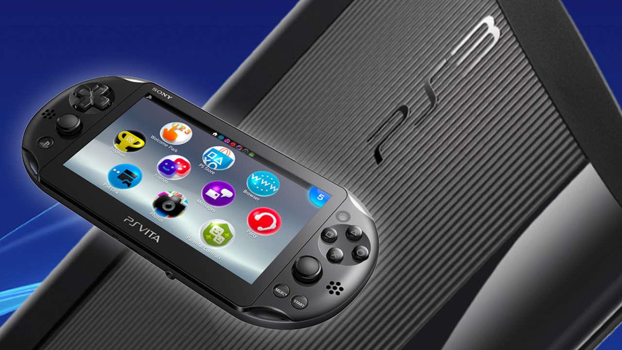 PS3 PS Vita Store