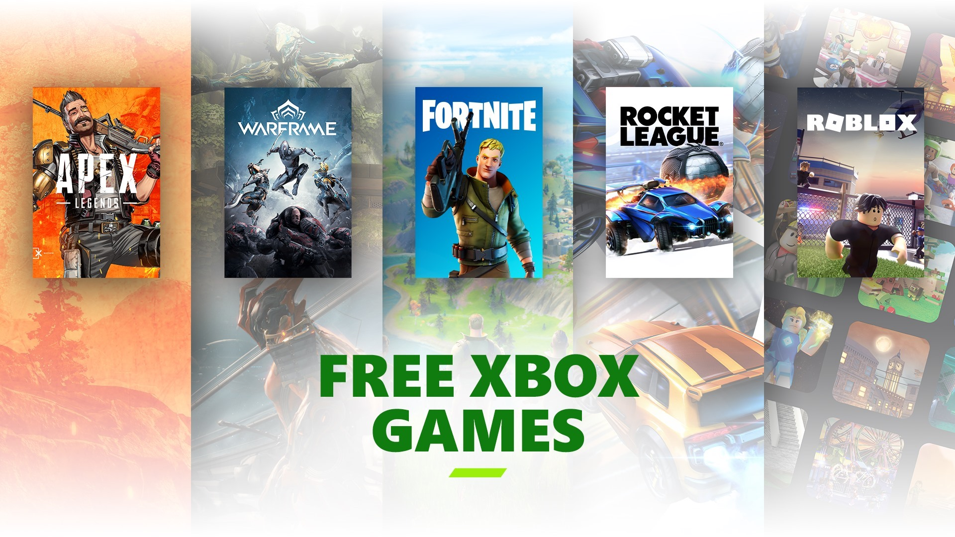 Xbox Live Gold F2P