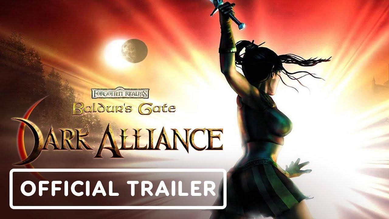 Baldur's Gate: Dark Allience