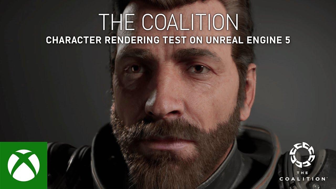 Unreal Engine 5 Demo - Xbox Series X
