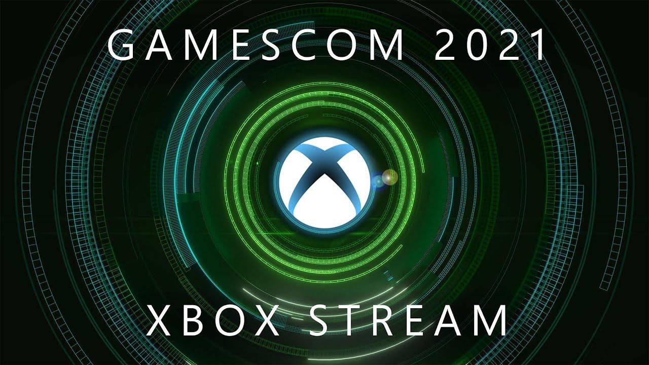 GAMESCOM 2021 • Xbox