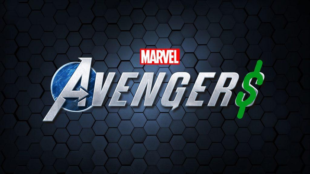 Avengers mikrotransakcie